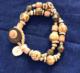Indonesian Pumtect 2 strand bracelet